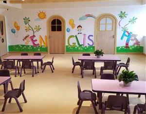 t6娱乐平台幼儿园装饰