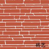 不规则砖艺